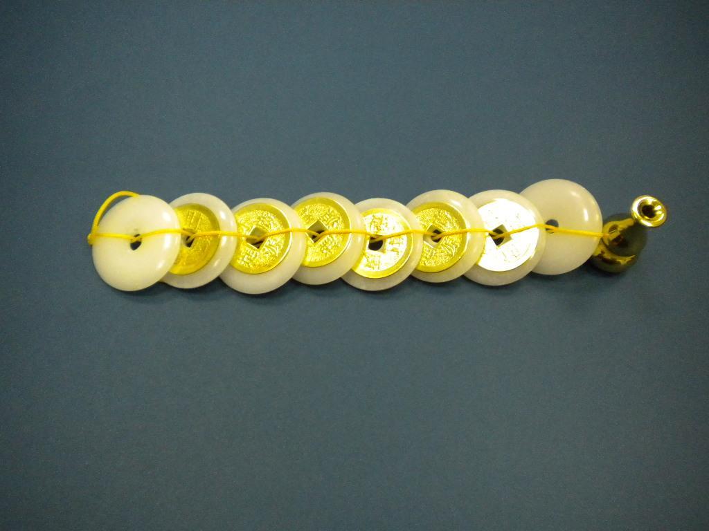 168化煞錢串(銅葫盧)